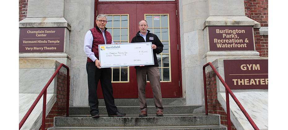 Champlain Housing Trust Donation