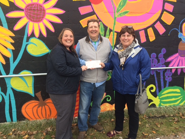 South Burlington Food Shelf NSB Check Presentation